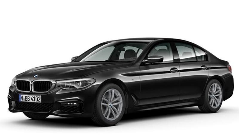 BMW 520d xDrive Limousine