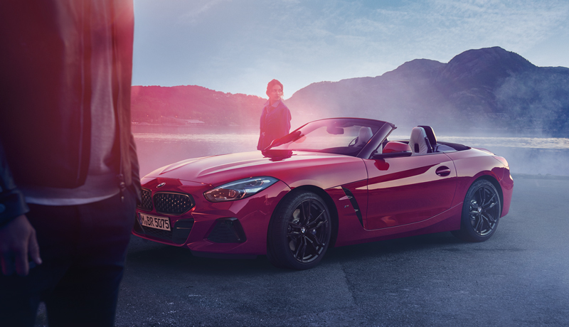 BMW Z4 sDrive20i Modell Advantage