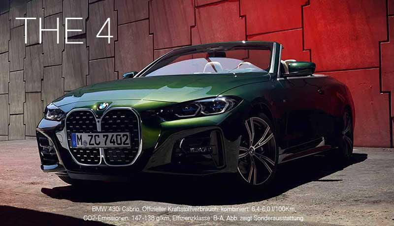 BMW 4er xDrive Cabrio