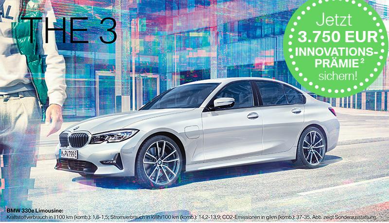 BMW 3er Limousine - Plug-in-Hybrid