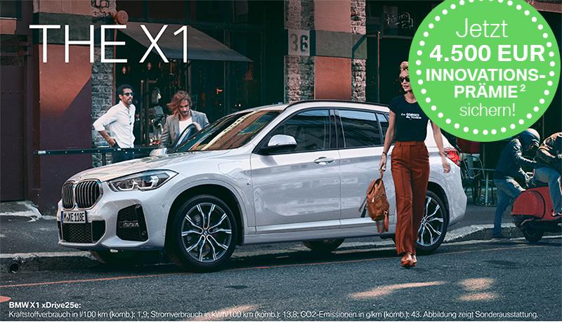 BMW X1 - Plug-in-Hybrid