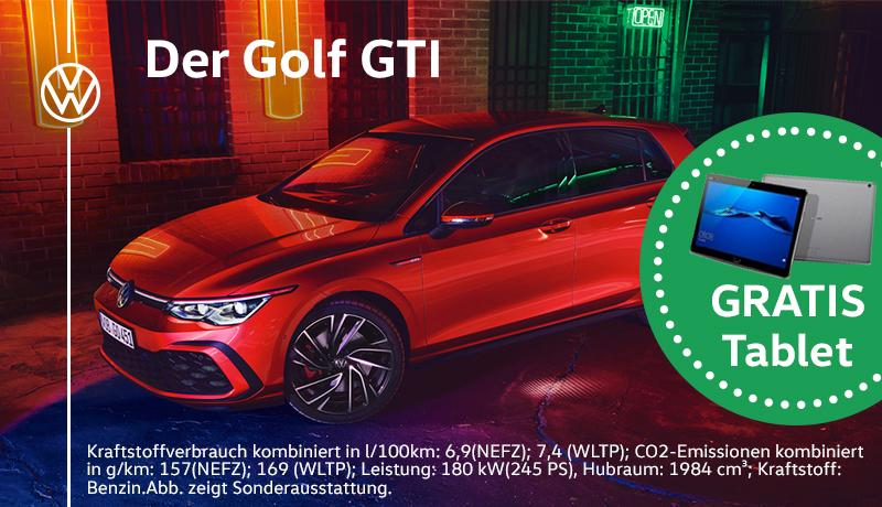 Golf GTI Gewerbe