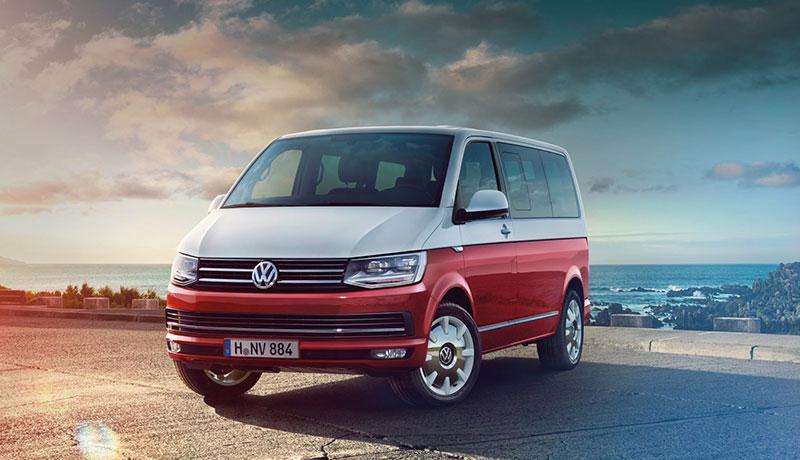 "Multivan Comfortline ""Generation SIX"" Motor: 2,0 l TDI EU6 SCR BlueMotion Technology 110 kW Getriebe: 6-Gang-Schaltgetriebe Radstand: 3000 mm"