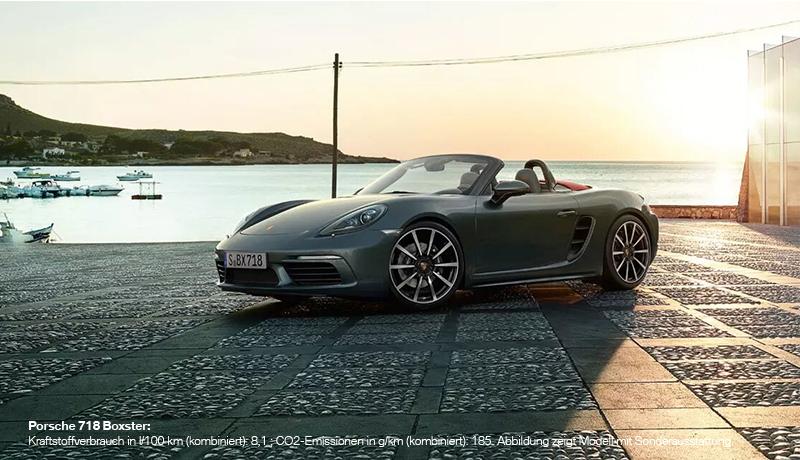 Der Porsche Boxster