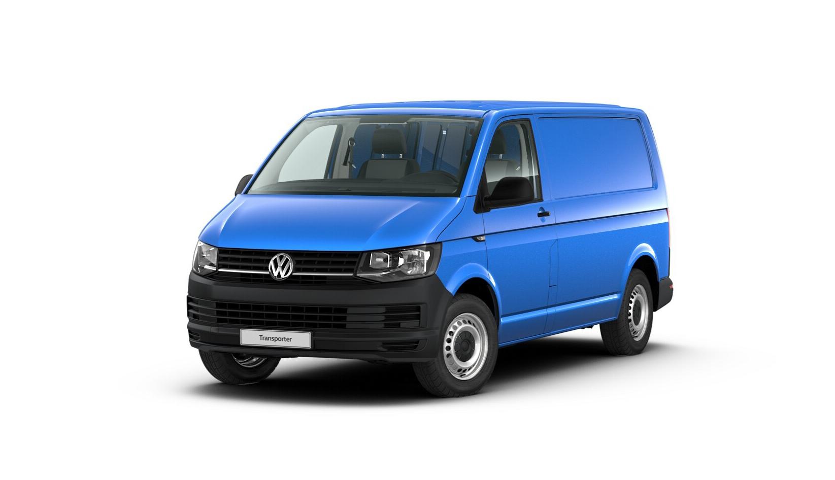 "Transporter Kasten ""EcoProfi"" Motor: 2,0 l TDI EU6 SCR BlueMotion Technology 75 kW Getriebe: 5-Gang-Schaltgetriebe Radstand: 3000 mm"