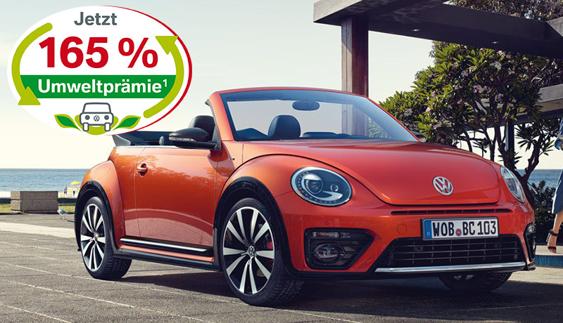 Beetle Cabriolet  1,2 l TSI 77 kW (105 PS) 6-Gang