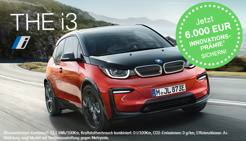 The BMW i3S (120 Ah) - Privatleasing