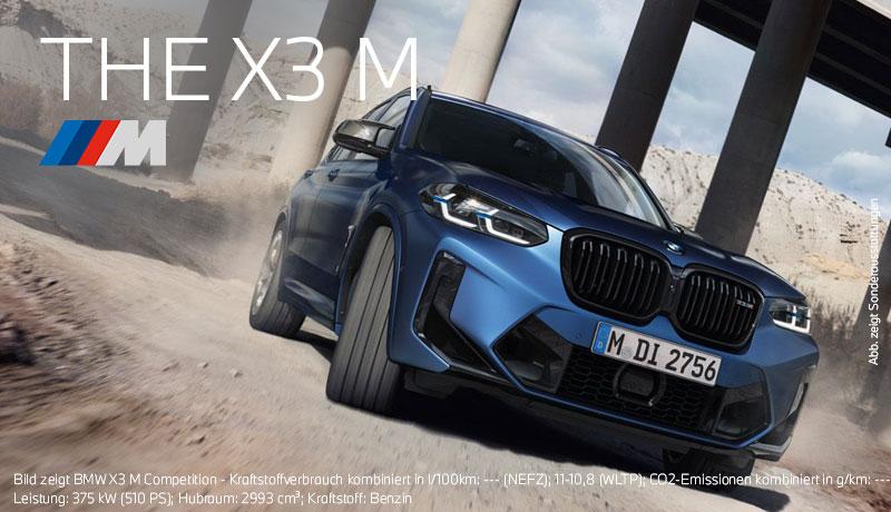 THE X3 M - Der neue X3