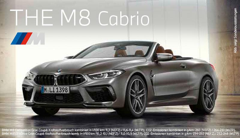 The M8 Cabrio