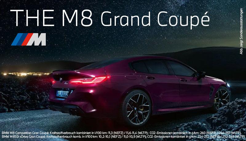 The M8 Coupé