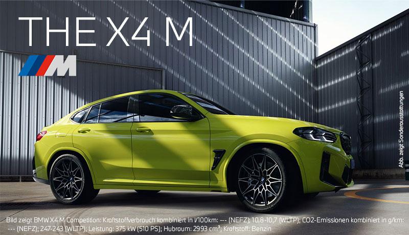 THE X4 M - Der neue X4!