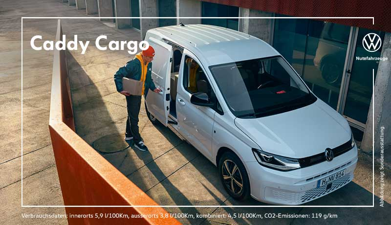 Der Caddy Cargo