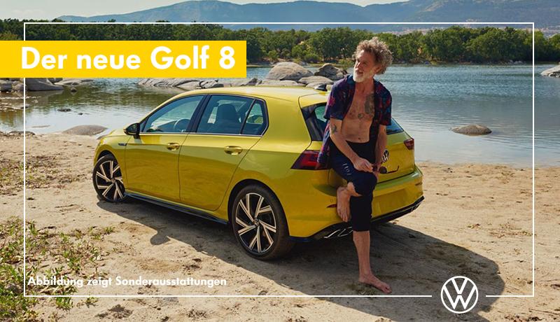 Der neue Golf!