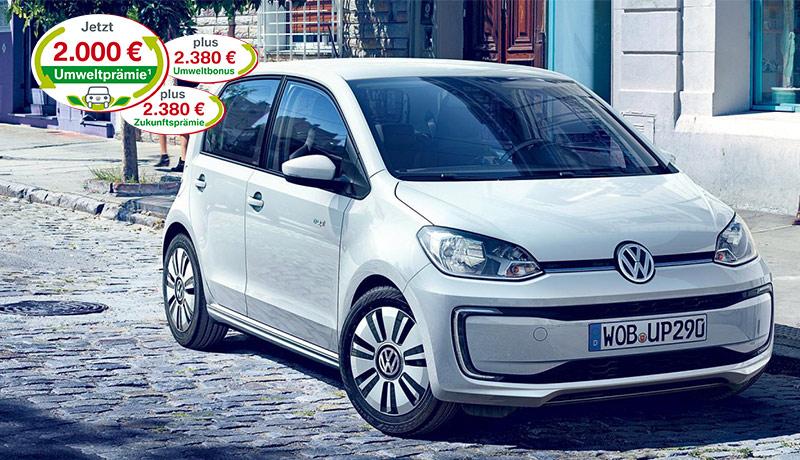 e-up! 60 kW (82 PS) 1-Gang-Automatik