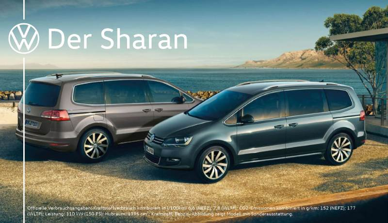 Sharan Comfortline