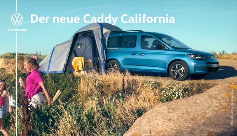 Der neue Caddy California