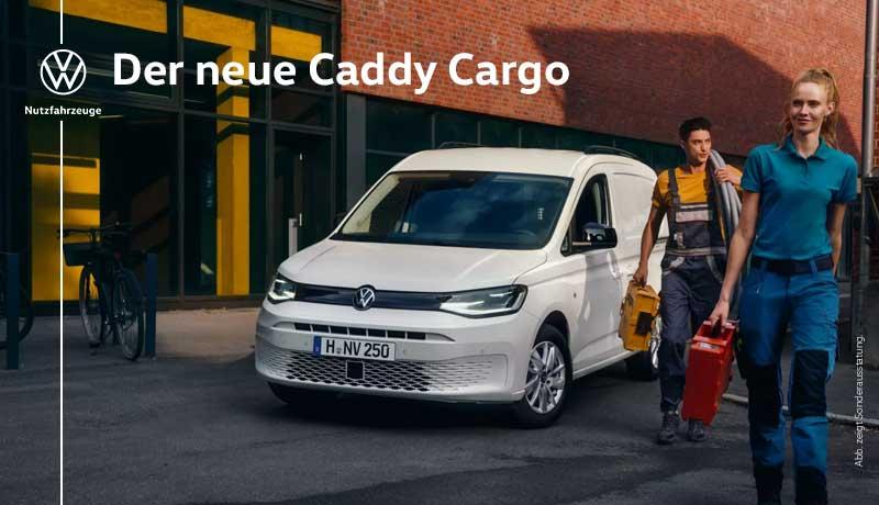 Caddy Cargo (Gewerbekunden)