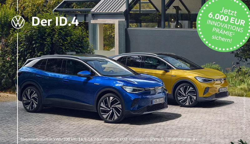 Der neue Volkswagen ID.4 Pro Performance