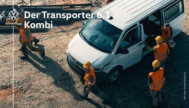 Der Transporter Kombi