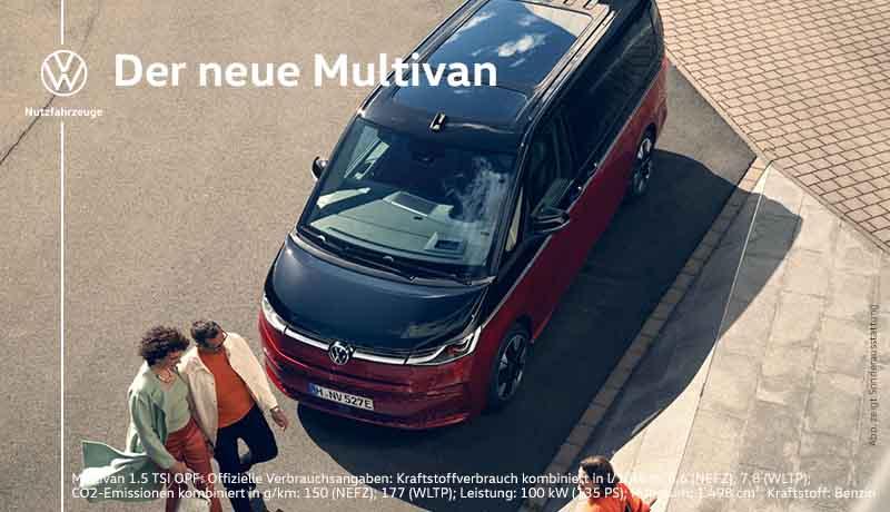 Der neue Multivan