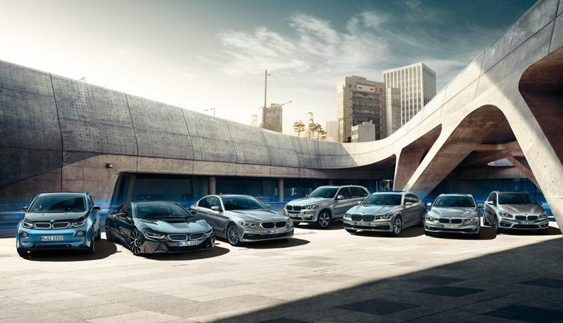 BMW Angebote für Privatkunden
