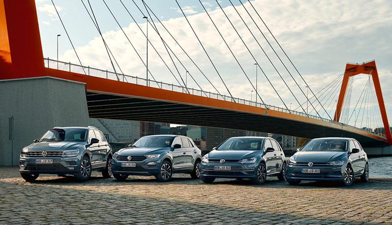 VW Angebote für Gewerbekunden