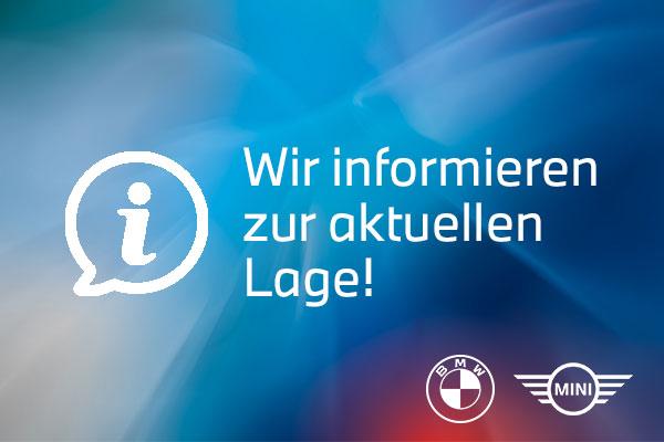 BMW und MINI Informationen zur Corona Situation