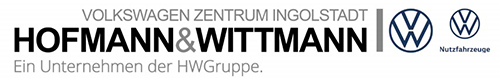 Logo Autohaus Hofmann & Wittmann, Volkswagen Zentrum Ingolstadt