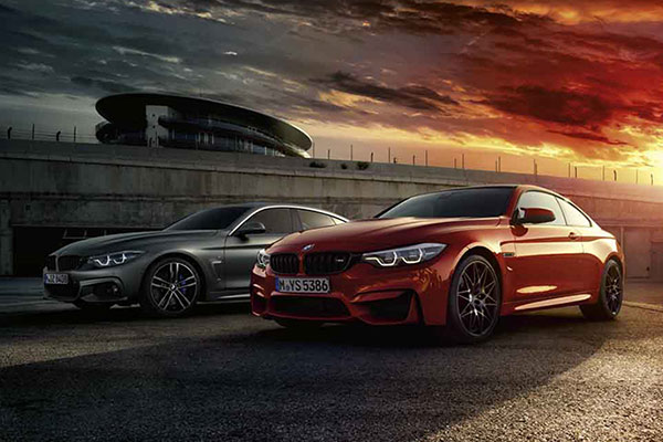 BMW M Lagerfahrzeuge