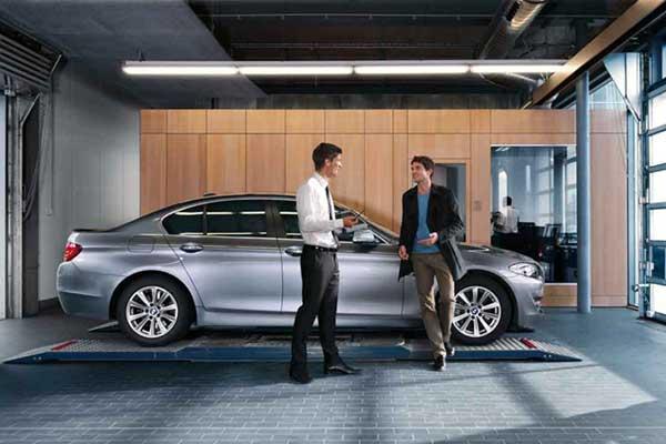 BMW Service Inklusive