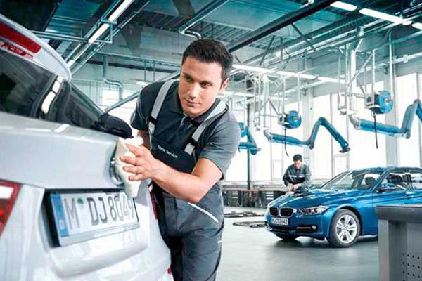 Original BMW Service und Zubehör