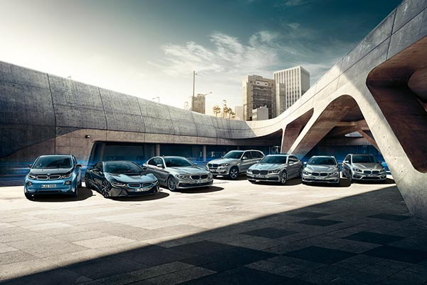 Aktuelle BMW Aktionen