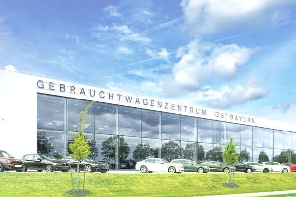 Gebrauchtwagen Zentrum Ostbayern