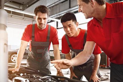 Porsche Service und Zubehör