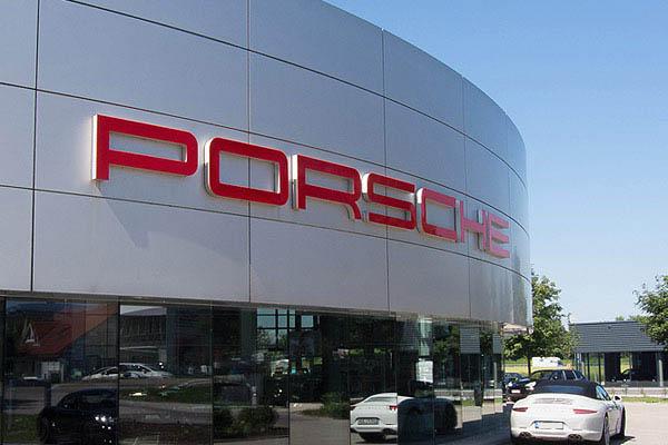Porsche Standort
