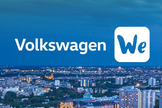 Volkswagen We Portal