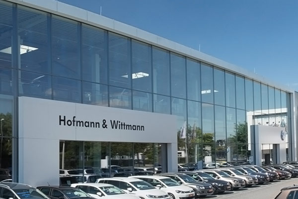 Volkswagen Standorte