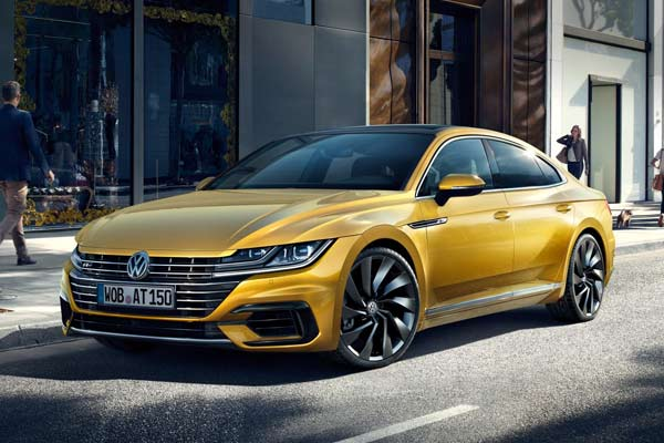 Volkswagen Aktionen