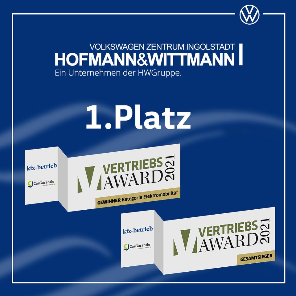 Gesamtsieger des Vertriebs Award 2021