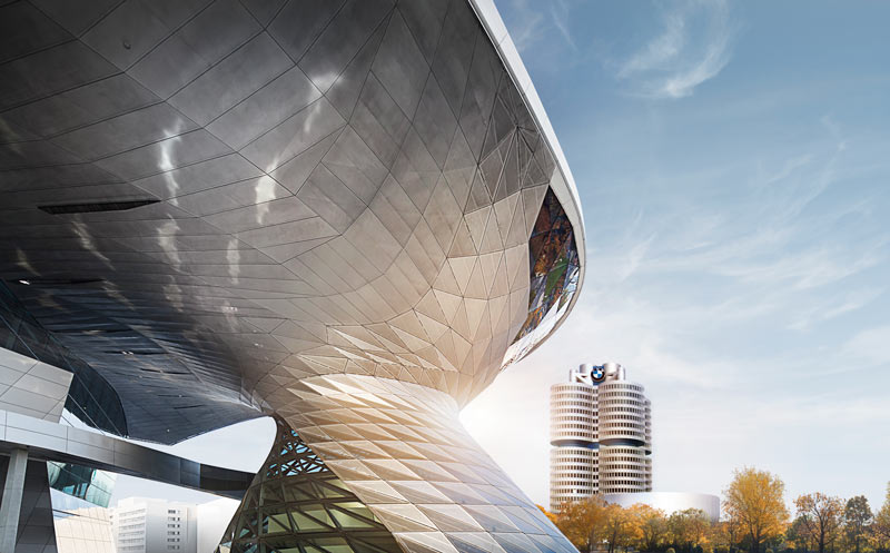 BMW Group stellt Weichen für die Zukunft der Mobilität