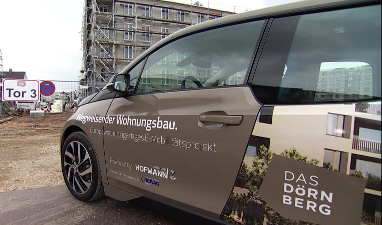 Das Dörnberg und BMW Hofmann - Eine zukunftsorientierte Partnerschaft