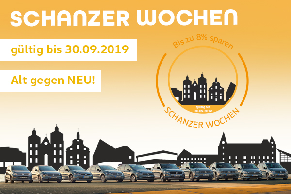 Aktion Schanzer Wochen